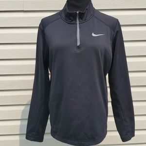 Nike therma fit size medium 1/4 zip up